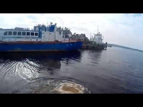 видео: Буксировка катера Ярославец серия 4. Подвод катера к судостроительному заводу