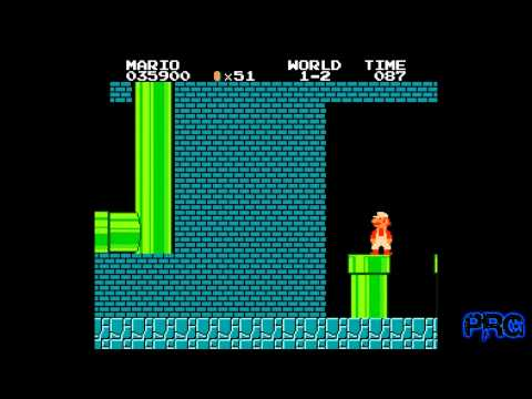 Super Mario Bros. - Minus World: The Other Pipes