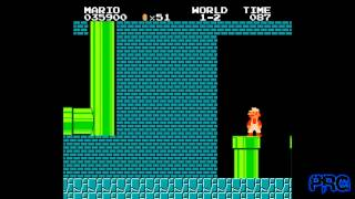 Super Mario Bros. - Minus World: The Other Pipes - 動画 28