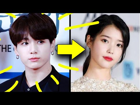 Funny Jungkook & IU Interaction Why Jin Kept Missing Classes As a Student