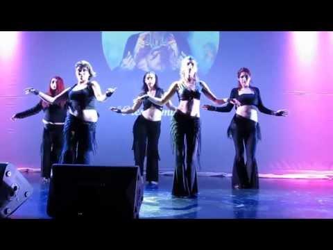 Le Tribal Cirque - ArteDan - Presentimiento - Chile 2013 HD