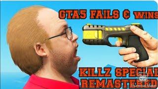 GTA 5 FAILS & WINS (best GTA 5 MOMENTS) KILIAN SPECIAL