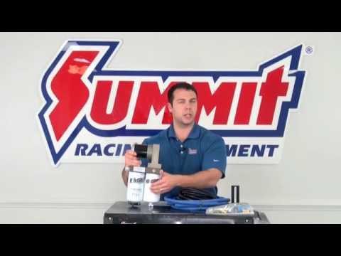 Diesel Fuel Air Separator - Summit Racing Quick Flicks