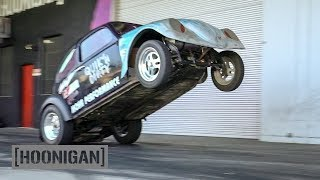 [HOONIGAN] DT 104: Will it Wheelie?
