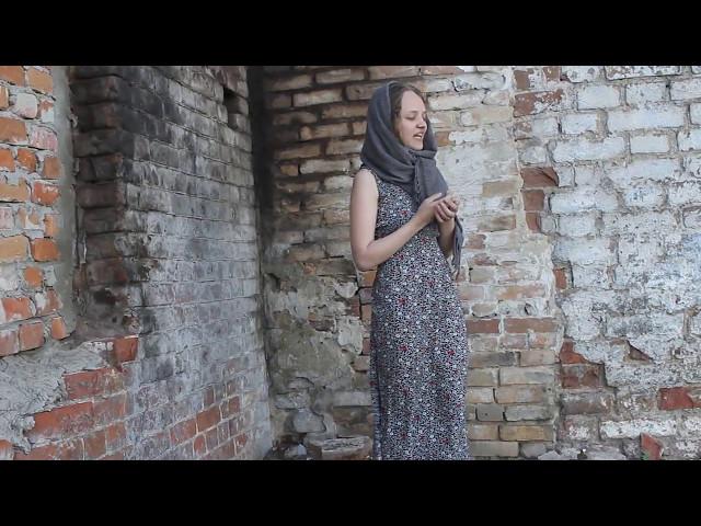 Изображение предпросмотра прочтения – ПолинаТропина читает произведение «Баллада о матери» О.Н.Киевской