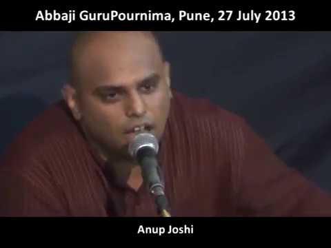 Abbaji - Ustad Alla Rakha - GuruPournima - Pune, 27 July 2013