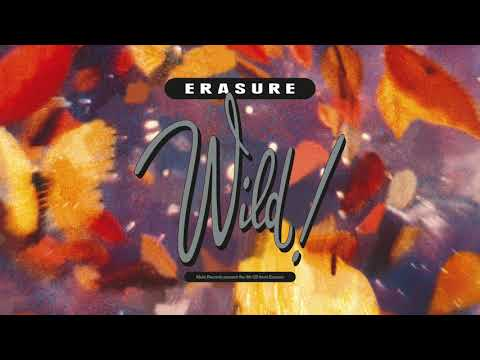 ERASURE - How Many Times? Alternative Mix from Wild Deluxe 2019