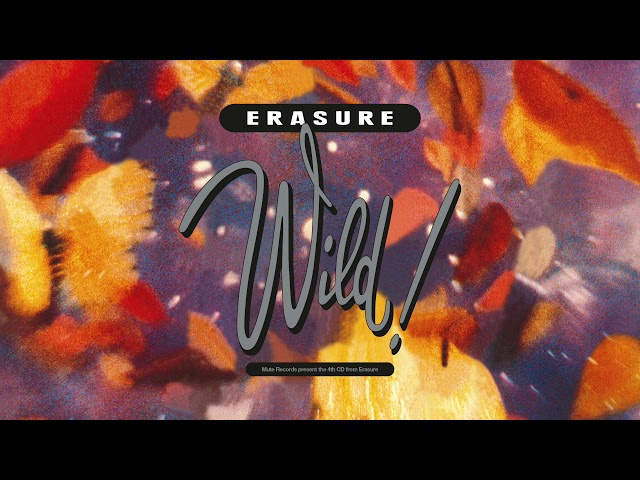ERASURE - How Many Times? (Alternative Mix) from Wild! Deluxe 2019