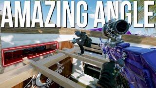 NEW Amazing Angle + NEW Kafe Rework Spawn Peek AGAIN! - Rainbow Six Siege Phantom Sight