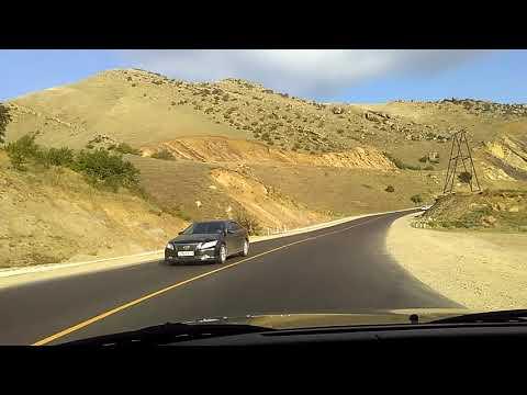 Перевал Махачкала-Буйнакск, август 2018 | дороги Дагестана
