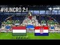 Węgry - Chorwacja 2:1. Doping Kibiców   Magyarország - Horvátország 2:1 Szurkolás Support