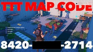 TTT Fortnite Map Code / Fortnite TTT Map Code /  Fortnite TTT Map / TTT Fortnite Map