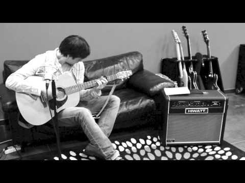 Mathieu Clobert - Changer de monde (Session Acoustique)