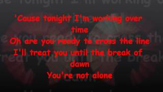 Cascada -  Night Nurse (lyrics)