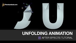 Video-Tutorial: Entfaltung Animation in Adobe After Effects
