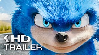 SONIC THE HEDGEHOG Trailer 2020
