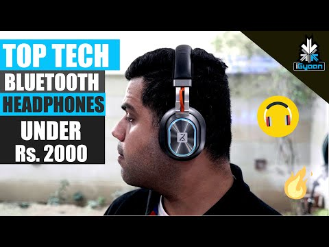 Top Tech - Bluetooth Headphones Under Rs. 2000 - EP 8