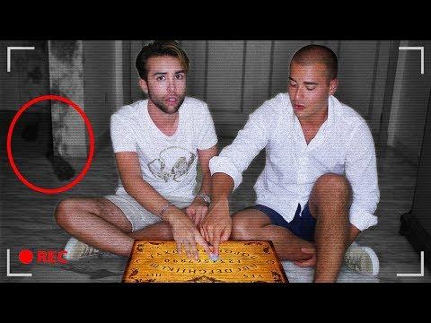 Provo la tavola ouija finale incredibile gianmarco zagato - La tavola ouija film ...