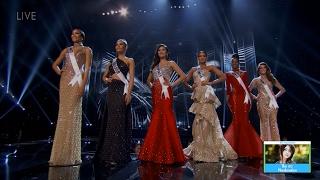 Miss Universe Final 3 Revealed | LIVE 1-29-17
