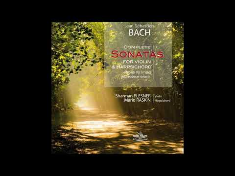 J.S. Bach - Sonata No. 6 for Harpsichord and Violin in G major, Bwv1019 : Vivace