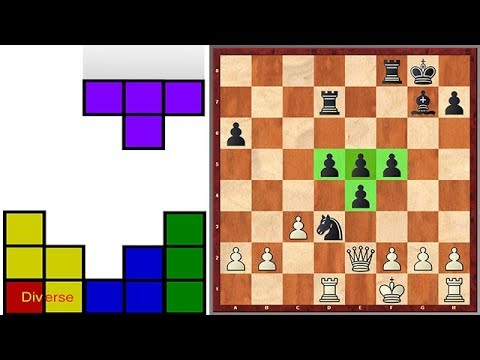 No, This Is Not A Tetris Game, This Is Chess, And It's Awesome |