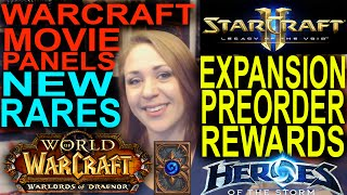 Patch 6.2.1 PTR, Warcraft Cast Panel, Legacy of the Void, PVP Mercenary Mode