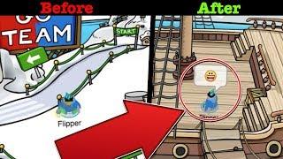 HOW TO GET ON ROCKHOPPER