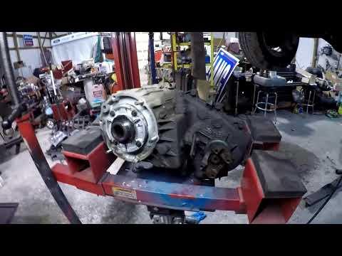 ZJ Jeep Grand Cherokee Disassemble
