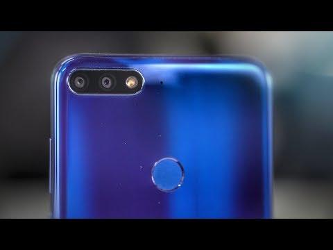 24 ساعة مع جهاز بـ 200 دولار   تجربتي لهواوي Y7 Prime 2018