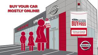 Uftring Nissan BuyPass | Online Car Buying Focused on You