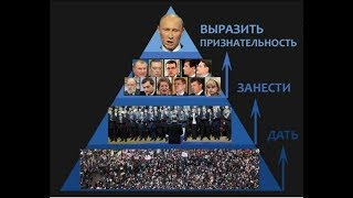 Штраф за обращение к Путину