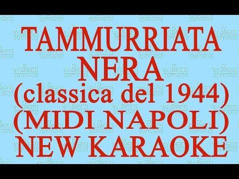 Tammurriata nera - NCCP - New Karaoke Remix