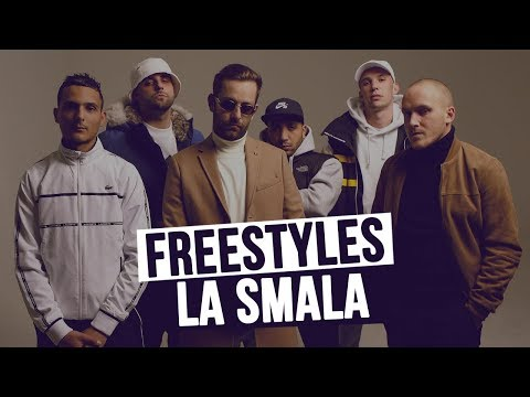 👉 LA SMALA 👈   MEDLEY FREESTYLES