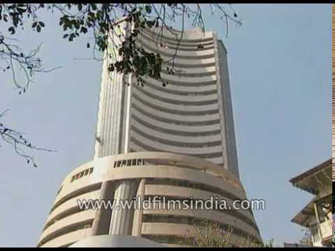 Bombay Stock Exchange: SEBI launches e-finance scheme in India: archival footage