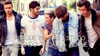 - Little White Lies - One Direction Traducida Letra En Español ๑۩۞۩๑