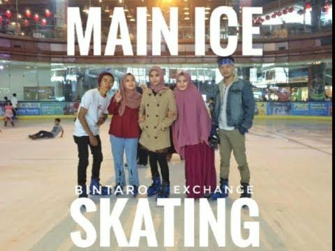 ICE SKATING DI BINTARO EXCHANGE, BERAPAAN SIH? #VLOG