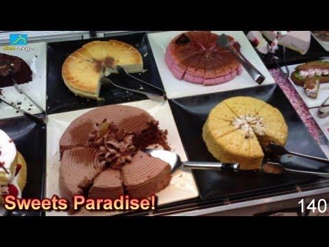CAKE Sweets Paradise 140 Subtokyo