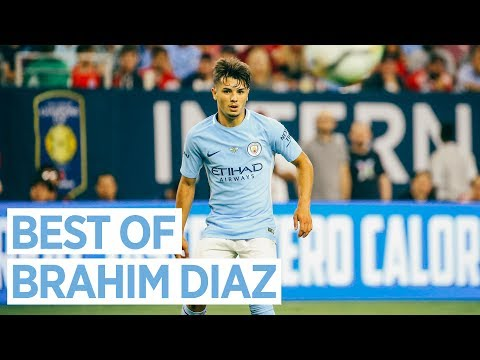 BEST OF BRAHIM DIAZ | Goals, Skills, Assists 2016/17