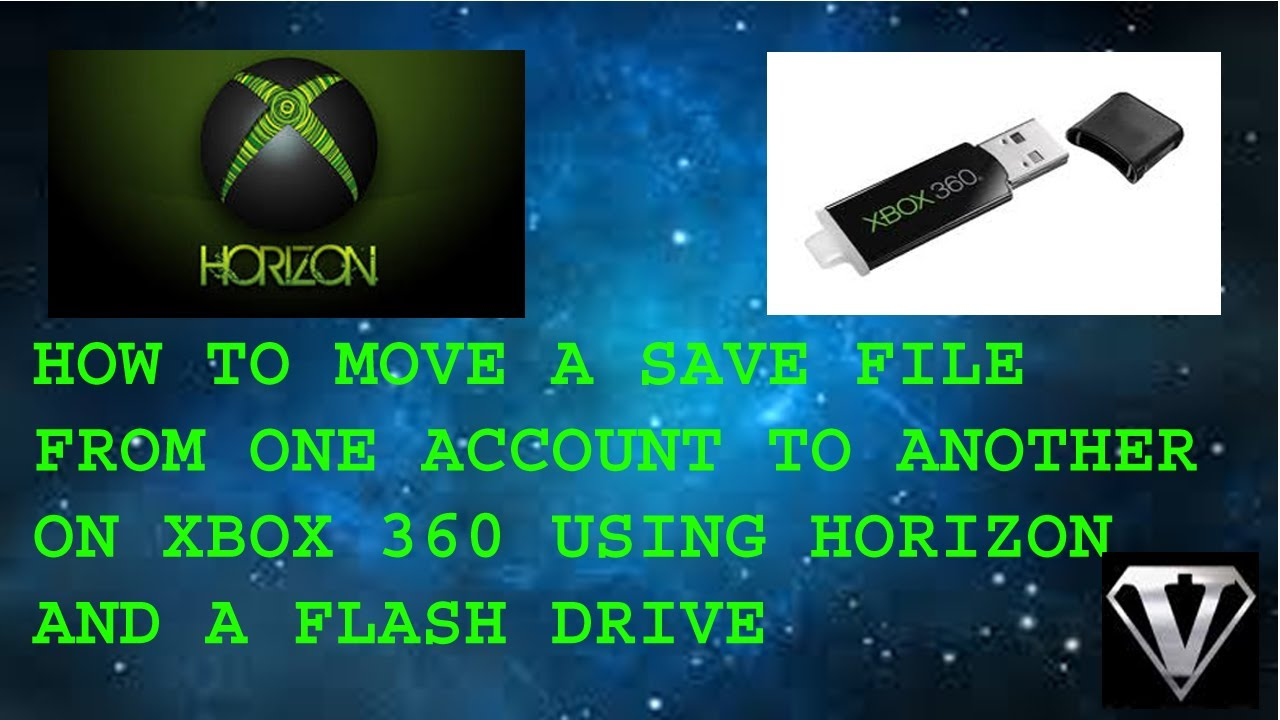 HOW TO TRANSFER SAVE GAME FILES FROM ONE ACCOUNT TO ANOTHER ON XBOX 360 by  TRIVE