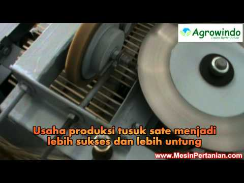Mesin Peruncing Tusuk Sate Murah