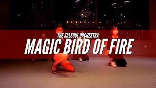 The Salsoul Orchestra - Magic Bird Of Fire│ ' BISU ' Waacking Class │ 파주 운정 댄스학원