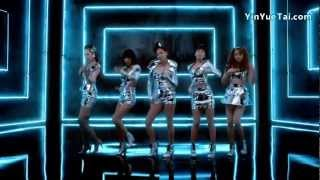 Wonder Girls - Like Money (Dance Version) MV