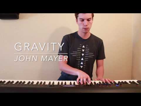 Gravity-John Mayer-Piano Cover