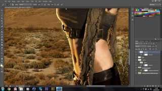 Speedart - Photoshop CS6 - A New Way