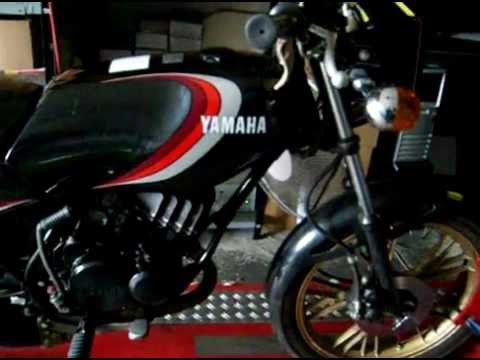 yamaha rd 80 tuning pr fstand youtube. Black Bedroom Furniture Sets. Home Design Ideas