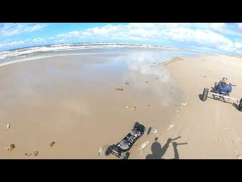 Kiten Mit MTB 05.09.20 Vejers Strand 🇩🇰