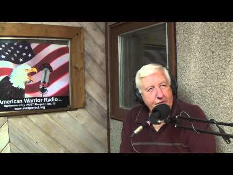 American Warrior Radio with Richard Martin Football player (vet) in Social Media