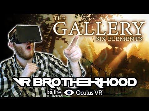 The Gallery Six Elements: Exploration School