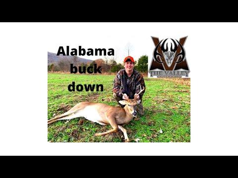 2019 Alabama Thanksgiving Buck