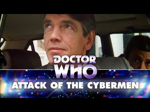 Doctor Who: Lytton - Attack of the Cybermen
